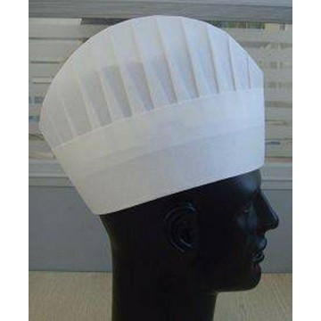 GORRO DESECHABLE OVAL CHEF