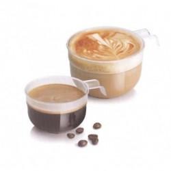 TAZAS CAFE TRANSPARENTES CON ASA