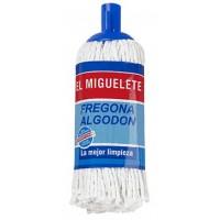 FREGONA ALGODON BLANCO MIGUELETE 180 gr. - ilvo.es