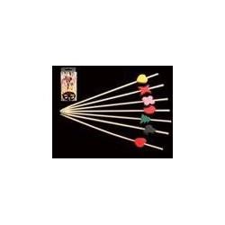 SKEWER BAMBOU FANTASY - mod. 2 ( 12 cm )