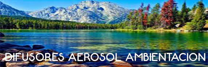 Difusores Aerosol Ambientación