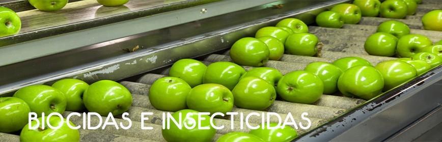 Biocidas e Insecticidas