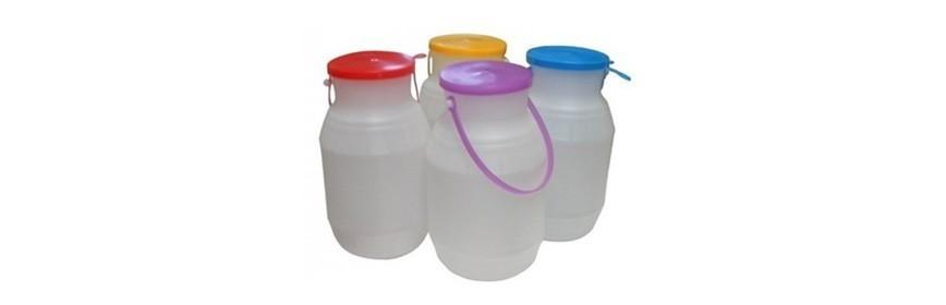 Lechera Plástico