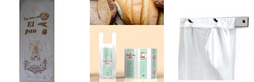Bolsas Plástico Panaderia