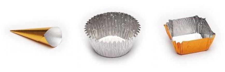 Envases Aluminio Bomboneria