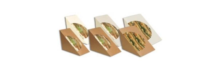 Envase Cartón Sándwich