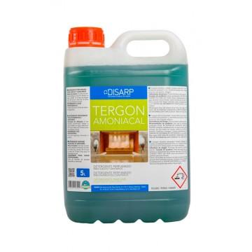 TERGON AMONIACAL - Limpiador suelos neutro. Amoniacal