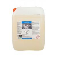 LIDAL 30- Detergente liquido maquina lavavajillas. Aluminio y utensilios - ilvo.es