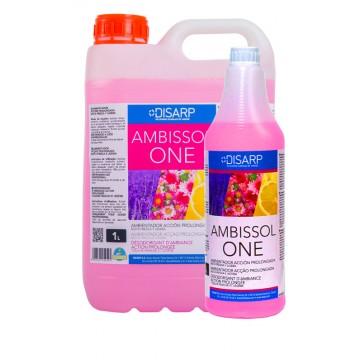 AMBISSOL ONE. Ambientador de acción prolongada, nota fresca y ligera