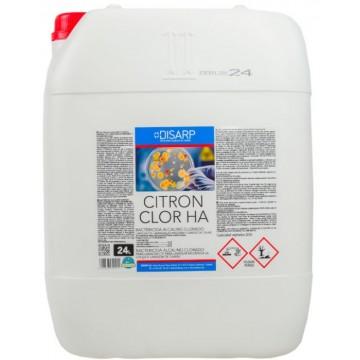 CITRON CLOR HA - Detergente Desinfectante. Clorado