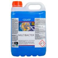 MULTI BACTER - Limpiador bactericida. APPCC certificado Higiene Alimentaria - ilvo.es