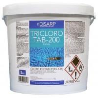 TRICLORO TAB-200 - Cloro en Tabletas - Piscinas - ilvo.es