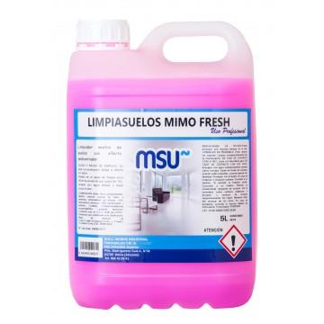 Limpiasuelos Mimo Fresh - Envase 5 Litros