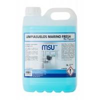 """MSU® - Fregasuelos Marino Fresh """"Detergente Higienizante"""" - Envase 5 Litros - ilvo.es"""