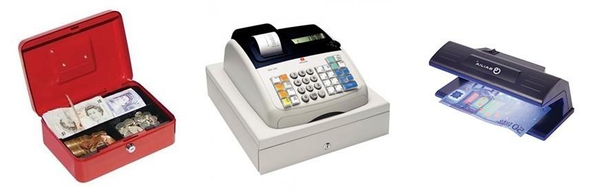 Registradoras y Detectoras Billetes