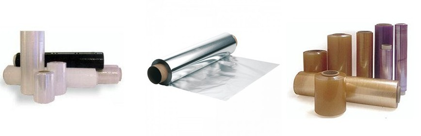Bobinas Aluminio y Film